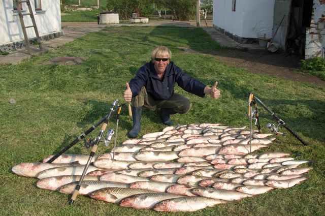 Всё о рыбной ловле!