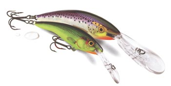 Воблер Rapala Deep Tail Dancer